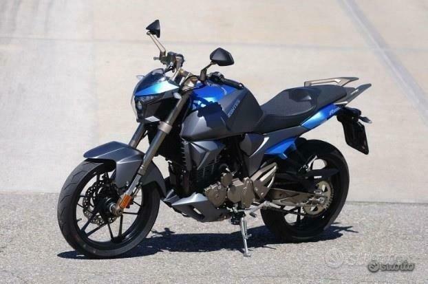 Vendo Zontes ZT 125 G1 (2021) nuova a Reggio Calabria