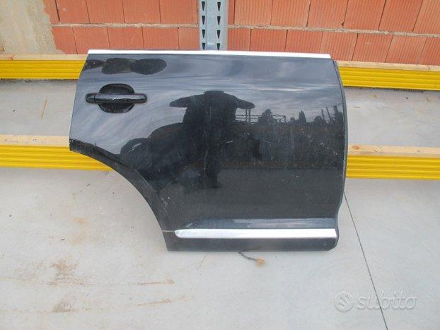 Porta sportello posteriore dx vw touareg 2004
