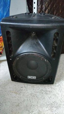 Cassa Audio Attiva 200 watt