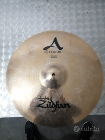 Zildjian Crash A Custom 16