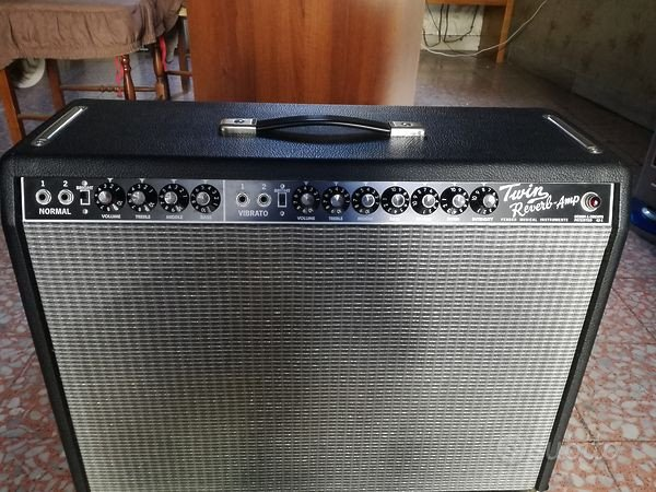 Amplificatore fender