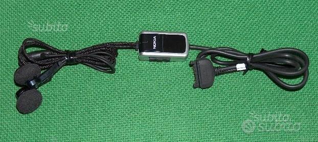 Auricolare con microfono originale NOKIA HS-23