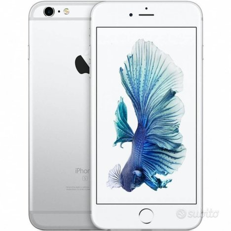 IPhone 6S 16GB Silver (A1688)