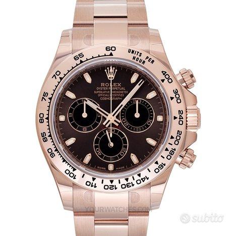 [NUOVO] Rolex Cosmograph Daytona 116505-0013