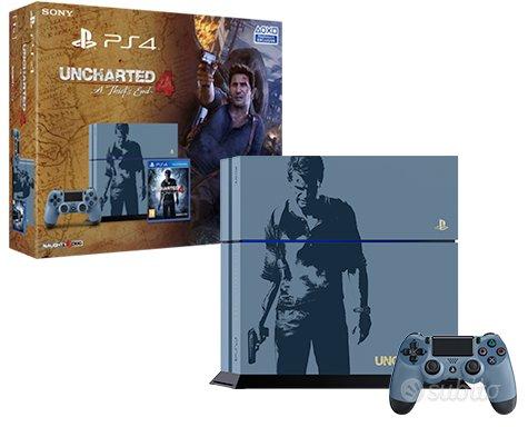 Ps4 Edizione Limitata Uncharted 4 1 Tb e giochi