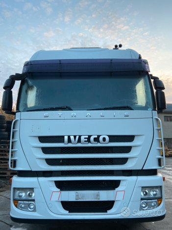 Cabina Iveco Stralis 500 CUBE