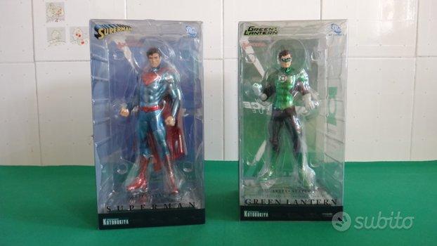 Figure DC Comics Superman + Lanterna Verde Kotobuk