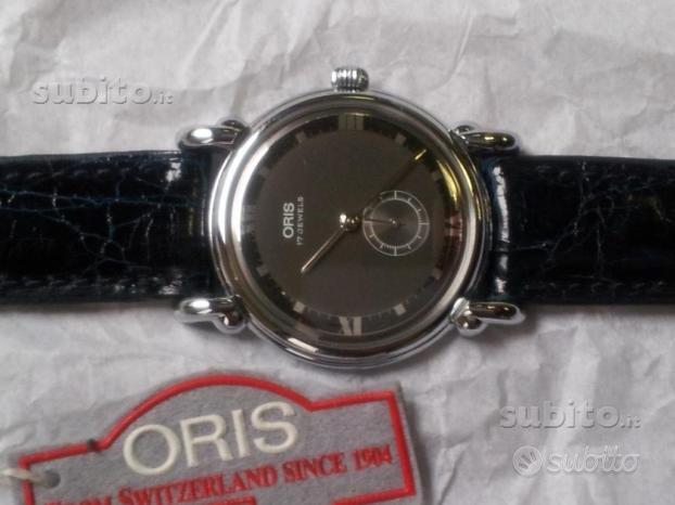 Orologio ORIS meccanico ref: 7377
