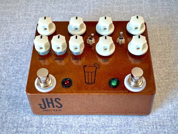 Overdrive JHS Sweet Tea V3