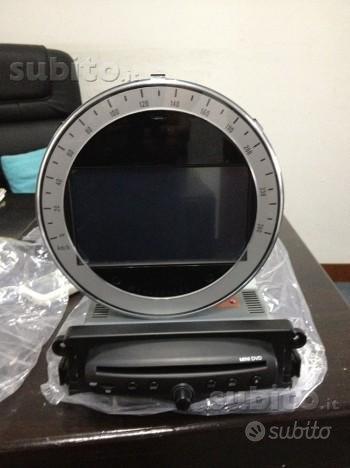 Autoradio BMW MINI R56 57 60 COOPER DVD NAVIGATORE