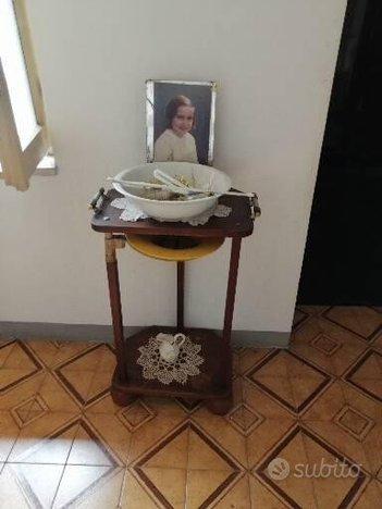 Toilette della nonna