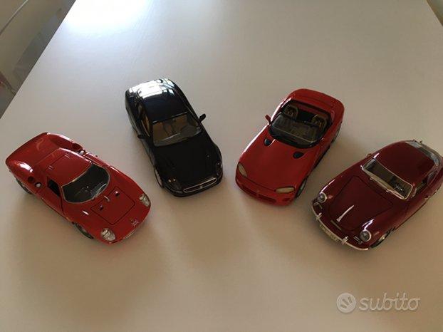 Modellini auto storiche