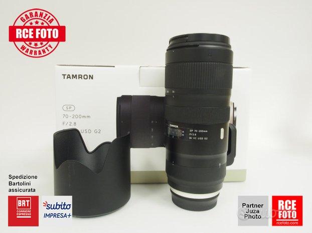 Tamron SP 70-200 F2.8 Di VC USD G2 (Canon)