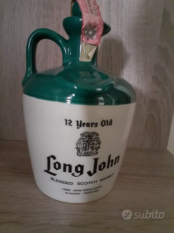 Long John whisky 12 anni