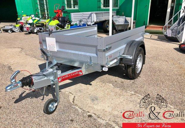 Carrello auto cargo 750cf cod 127