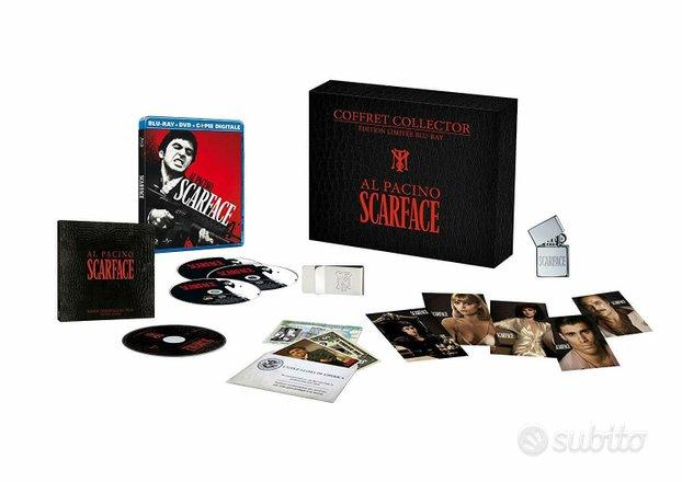 BOX SCARFACE Blu-ray EDIZIONE LIMITATA