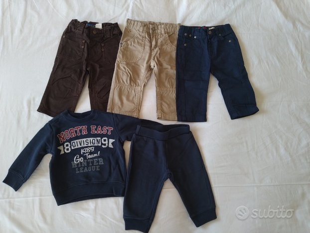 Pantaloni lunghi e tuta 9 mesi