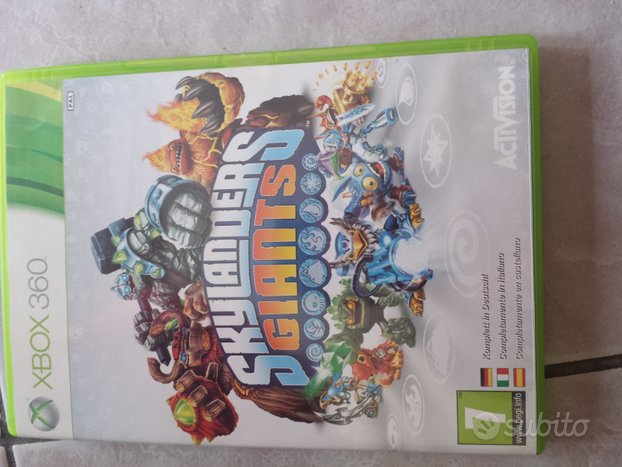 Skylanders Giants Xbox 360