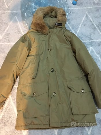 Giacca invernale woolrich