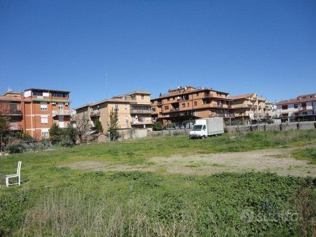 Morena - Campo romano - via castiglione cosentino