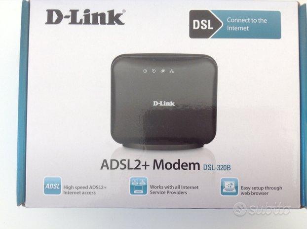 Modem ADSL2  D-Link