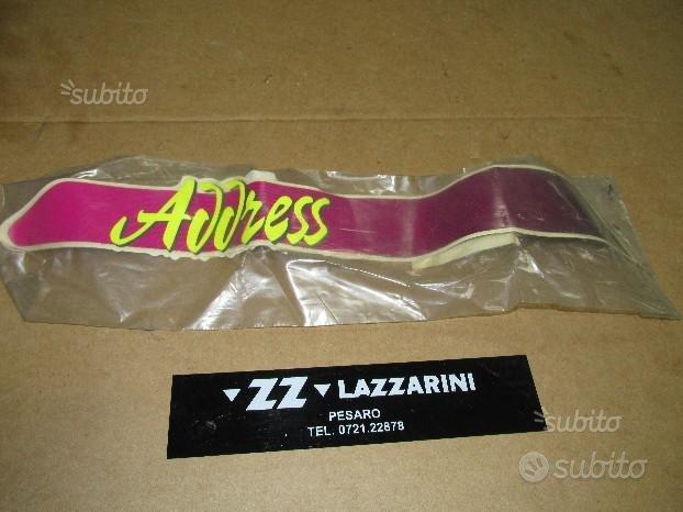 Adesivo suzuki ah50 address