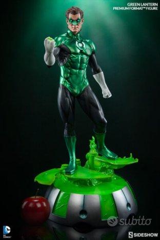 Sideshow lanterna verde