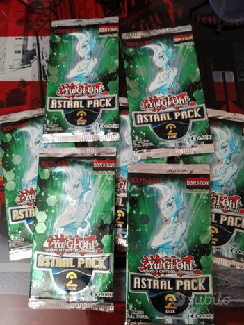 Astral pack 2 (AP02) ITA Sealed
