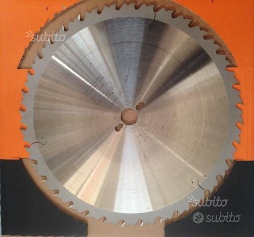 Circolare al widia per taglio legno d.400