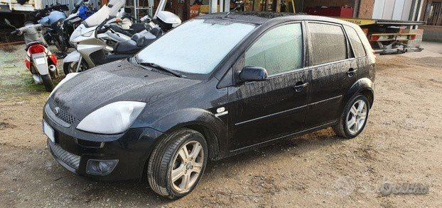 Ricambi Ford Fiesta 1.4 Diesel
