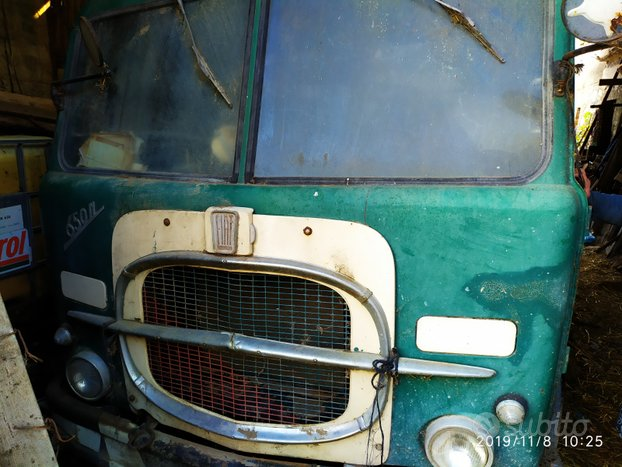 Camion Fiat 650N