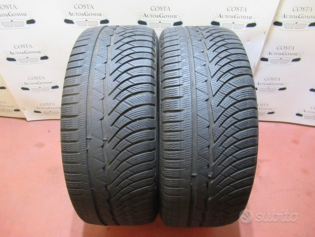 Gomme 245 45 18 Michelin 2017 80%MS 245 45 R18