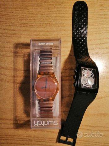 Swatch Irony + altro modello