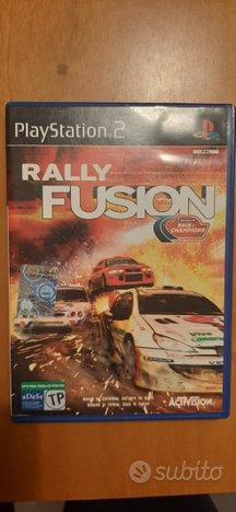Videogame Rally Fusion