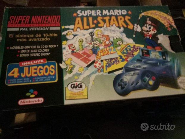 Titoli Nintendo Nes, Super Nintendo e Nintendo 64