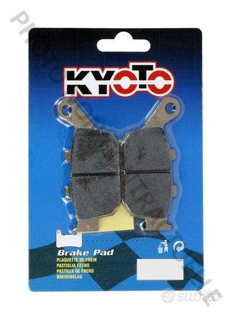 Pastiglia freno kyoto semi meta moto scooter honda