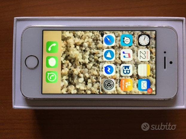 Apple iPhone 5s Silver 16GB