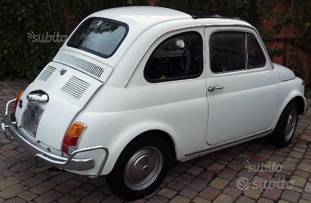 FIAT 500L 1970 Rigenerata Tutto Originale