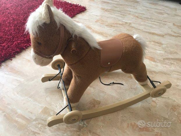 Cavallino dondolo