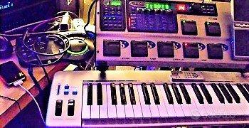 Tastiera midi M-AUDIO KeyRig 49 USB