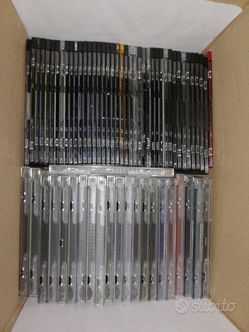 Custodie CD normali e Slim
