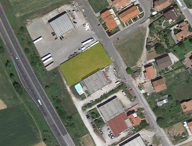 Terreno edificabile a Città di Castello (PG)