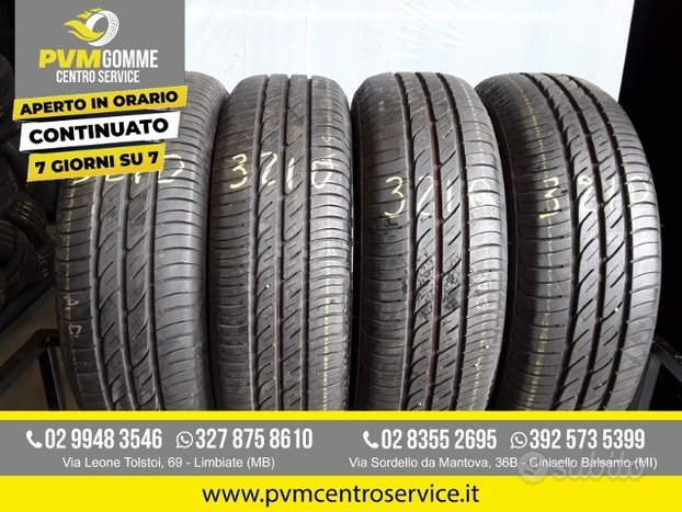 Gomme usate: 195 65 15 firestone