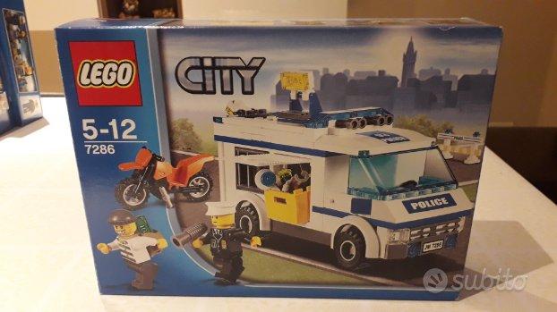 Lego CITY - furgone polizia ladro