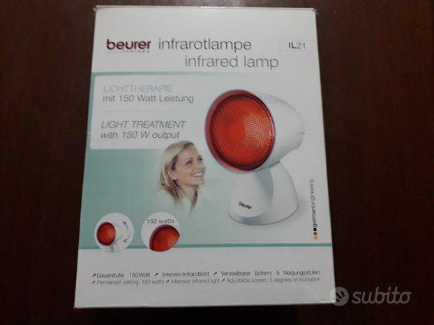 Lampada a raggi infrarossi beurer IL21