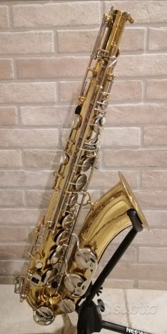 Sax tenore Grassi, made in Italy,Professional 2000