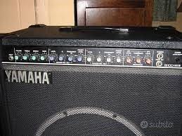 Amplificatore per basso mod. YAMAHA B100 115 III