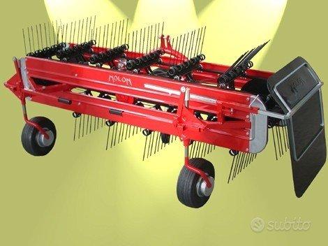 Ranghinatore Molon 250 5D per trattore