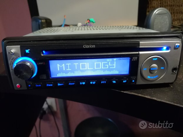 Stereo Clarion