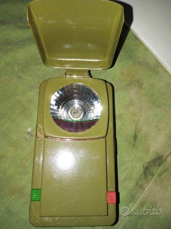 Torcia rosso - verde